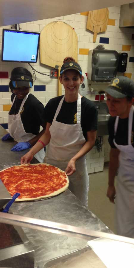 Precinct Pizza Employee Training