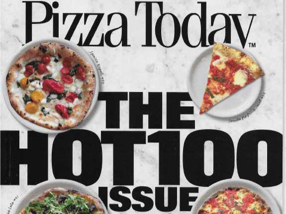 Top 100 Pizzaria's