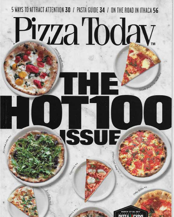 Pizza Today - Hot 100 Issue