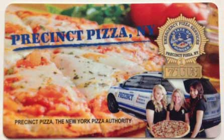 Precinct Pizza Gift Card