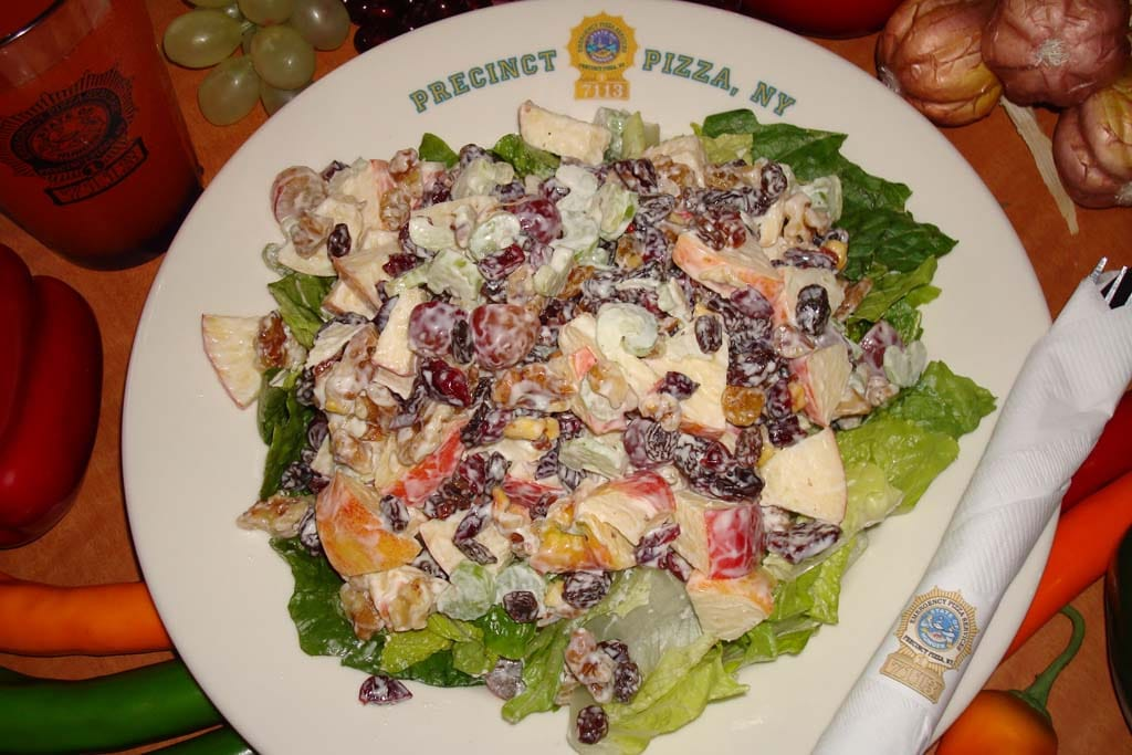 Precinct Pizza - Waldorf Salad
