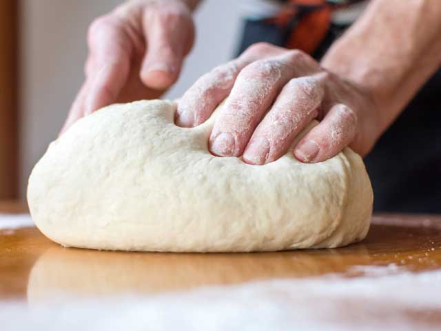 Precinct Pizza Dough